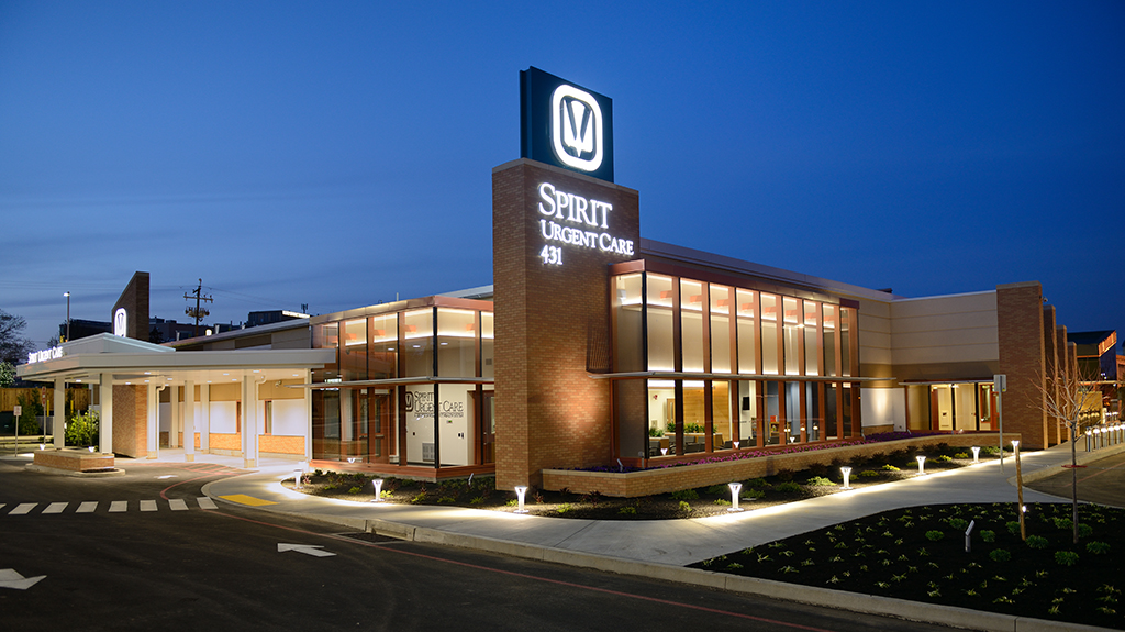 Holy Spirit Urgent Care and Data Center