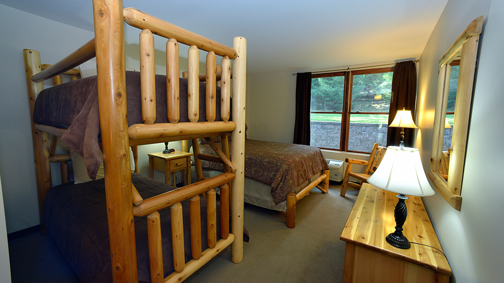 Mount Asbury Lodge living quarters