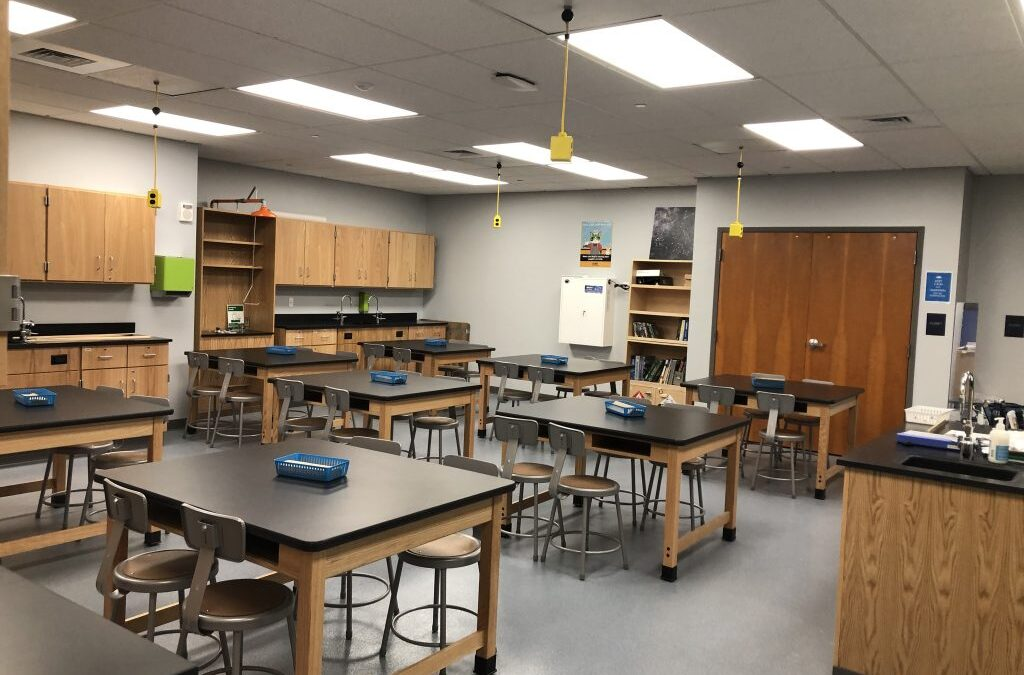 Getting Creative: Capital Area School for the Arts expands, adds new classrooms