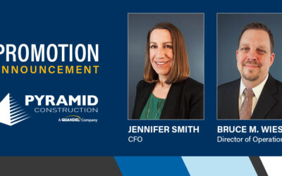 Pyramid Construction Names Smith and Wiest to Leadership Team