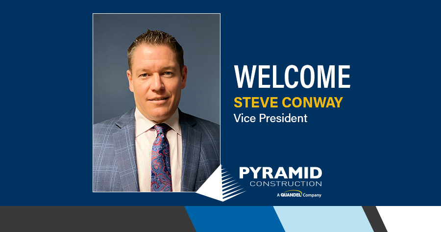 Pyramid Welcomes New Vice President